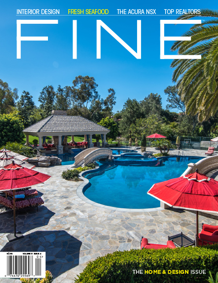 FINE Magazine - April 2015 (The Home and Design Issue) free download