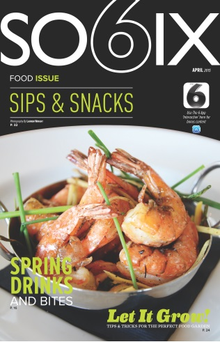 So6ix Magazine - April 2015 free download