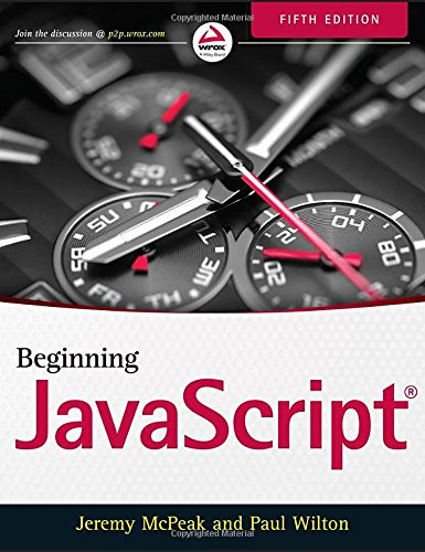 Beginning javascript, 5th Edition free download