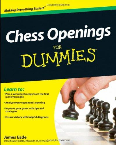 Chess Openings For Dummies free download