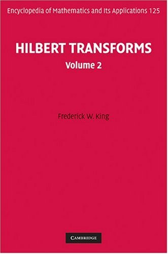 Hilbert Transforms, Volume 2 free download