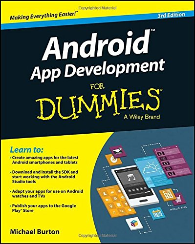 Android App Development For Dummies, 3rd Edition free download