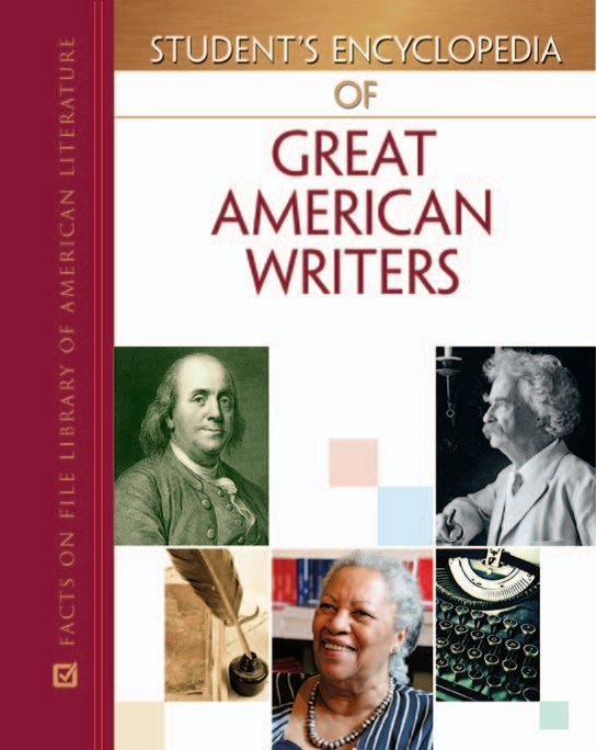 Student's Encyclopedia of Great American Writers, Vol. 2: 1830 to 1910 free download