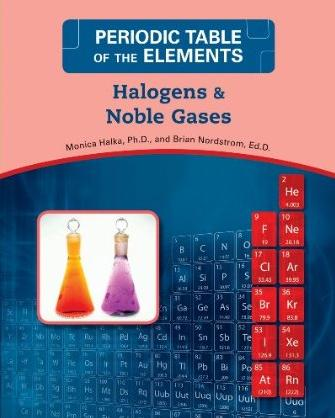 Halogens and Noble Gases (Periodic Table of the Elements) free download