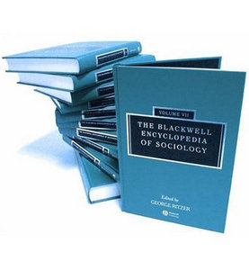 The Blackwell Encyclopedia of Sociology free download