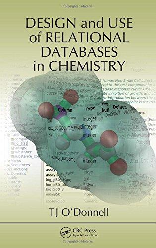 Design and Use of Relational Databases in Chemistry free download