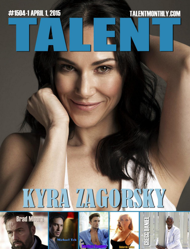 Talent Monthly - April 1, 2015 free download