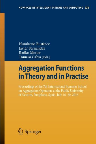Aggregation Functions in Theory and in Practise free download