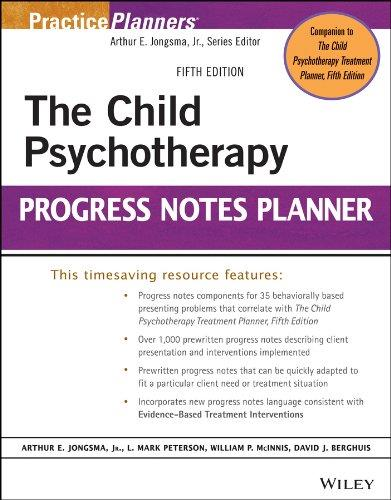 The Child Psychotherapy Progress Notes Planner (5th edition) free download