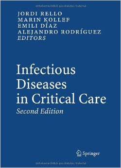 Infectious Diseases in Critical Care, 2nd edition free download