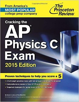 Cracking the AP Physics C Exam, 2015 Edition free download