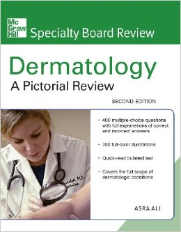 Specialty Board Review Dermatology: A Pictorial Review, Second Edition free download