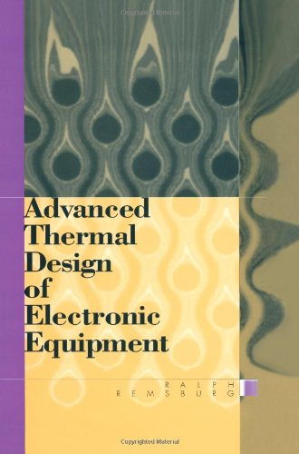 Advanced Thermal Design of Electronic Equipment free download