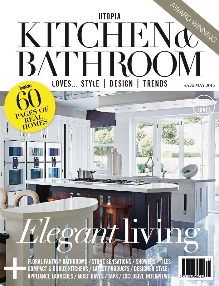 Utopia kitchen bathroom may 2015 free ebooks download Queensland kitchen and bathroom design magazine