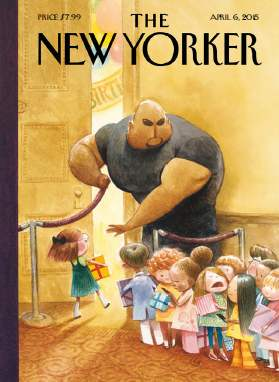 The New Yorker - 6 April 2015 free download