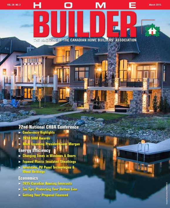 Home Builder Magazine - March-April 2015 free download