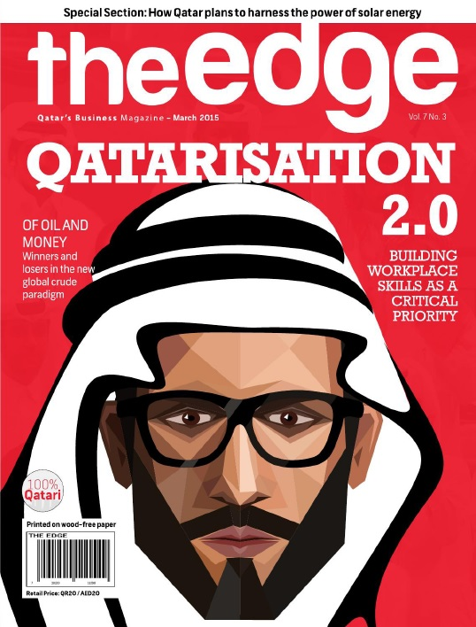 The Edge Qatar - March 2015 free download