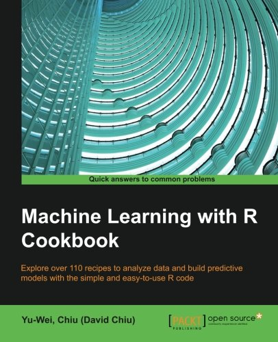 Machine Learning With R Cookbook free download