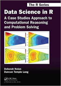 Data Science in R: A Case Studies Approach to Computational Reasoning and Problem Solving free download