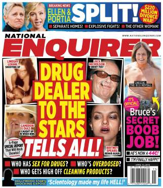 National Enquirer - 13 April 2015 free download