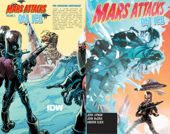 Mars Attacks v02 - On Ice (2013) free download