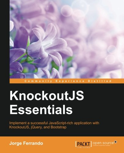 Knockout.JS Essentials free download