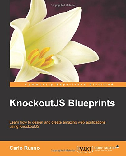 KnockoutJS Blueprints free download