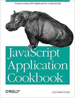 javascript Application Cookbook by Jerry Bradenbaugh free download