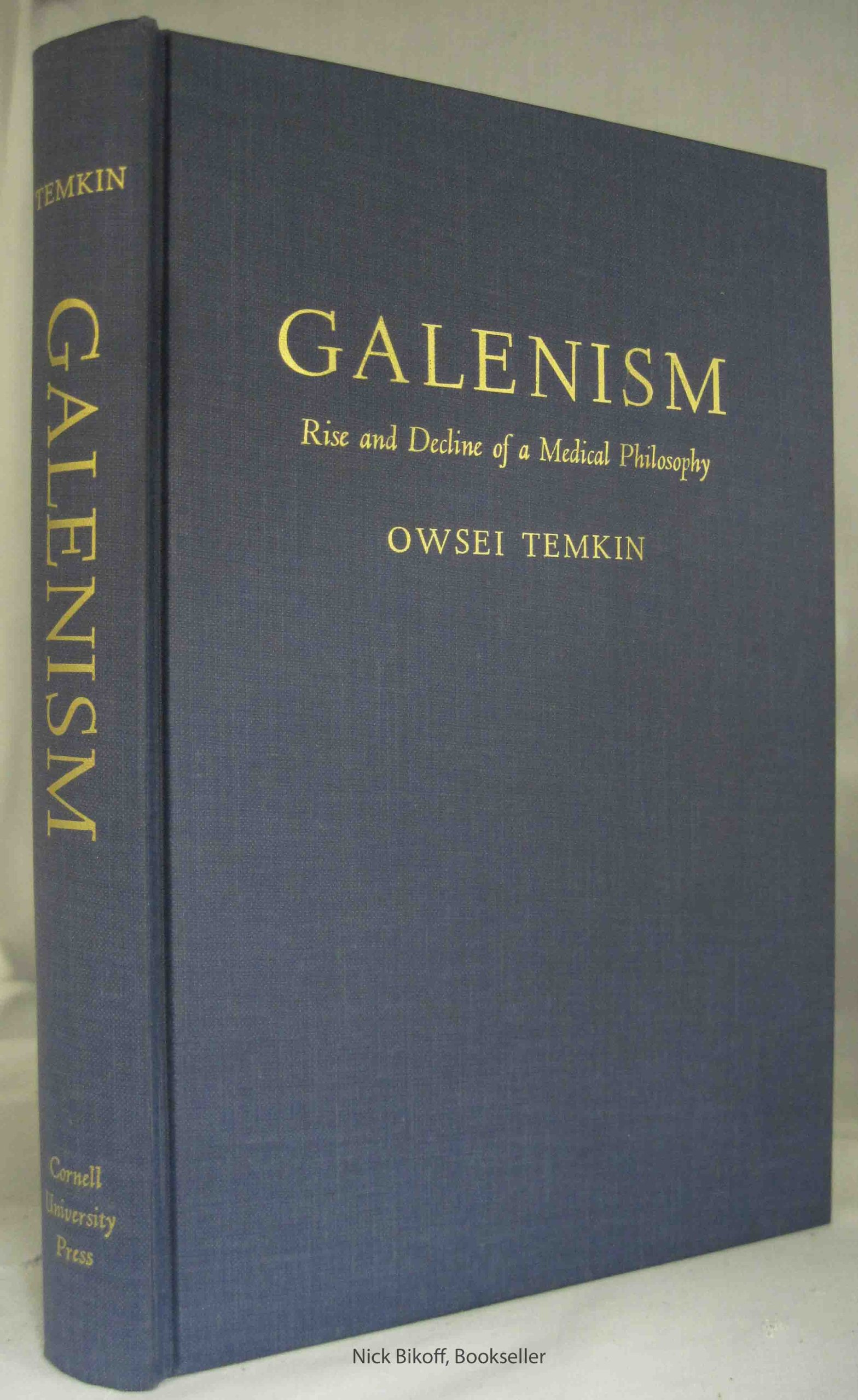 Galenism: Rise and Decline of a Medical Philosophy