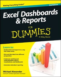 Excel Dashboards and Reports For Dummies (2nd edition) free download