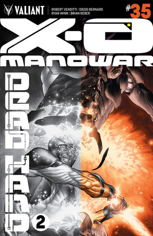 X-O Manowar 035 (2015) free download