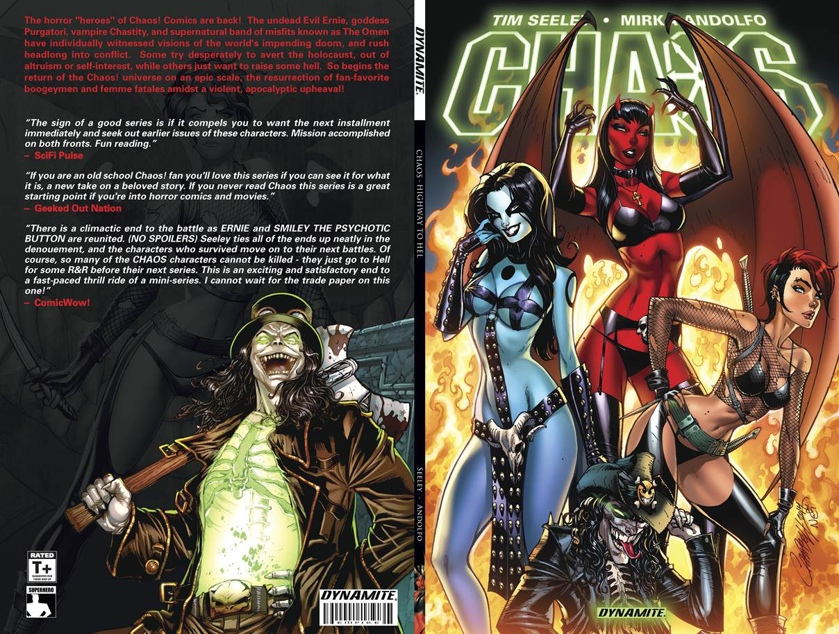 CHAOS! - Highway To Hel Vol 1 TPB (2015) free download