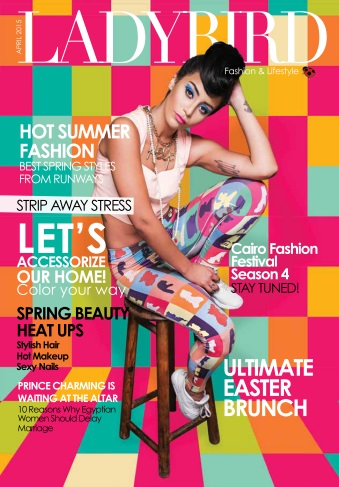 Ladybird - April 2015 free download