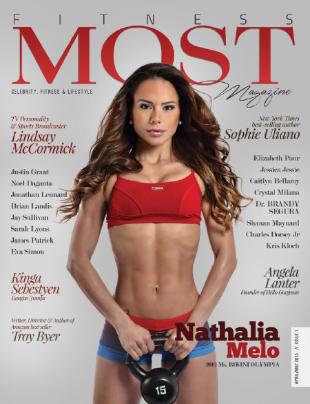 Fitness Most #01 - April/May 2015 free download