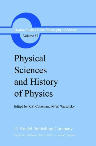 Physical Sciences and History of Physics free download