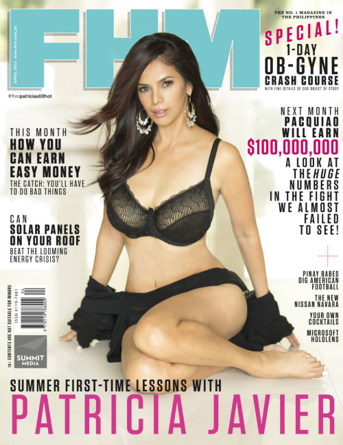 FHM Philippines - April 2015 free download