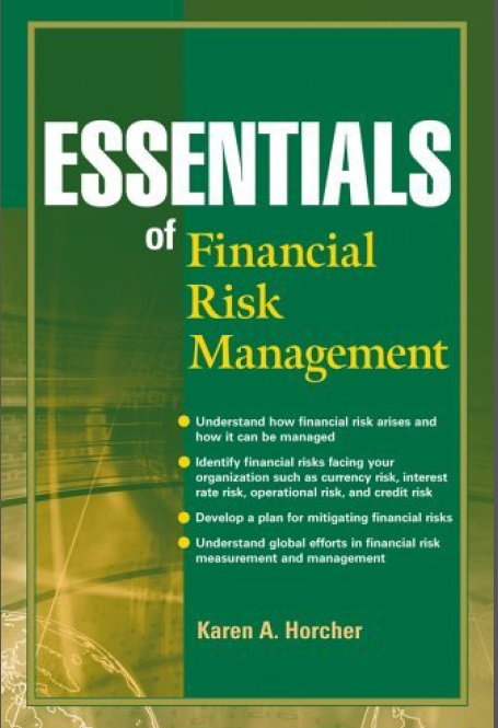Essentials of Financial Risk Management free download