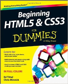 Beginning HTML5 and CSS3 For Dummies free download