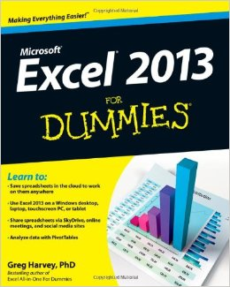 Excel 2013 For Dummies free download