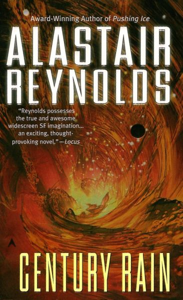 Alastair Reynolds - Century Rain free download