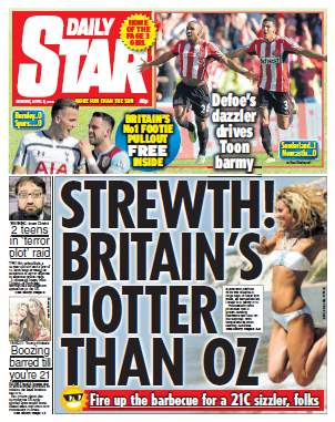 DAILY STAR - 6 Monday, April 2015 free download