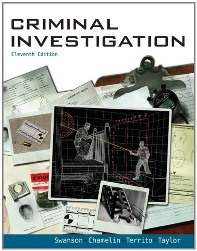 Criminal Investigation, 11 edition free download