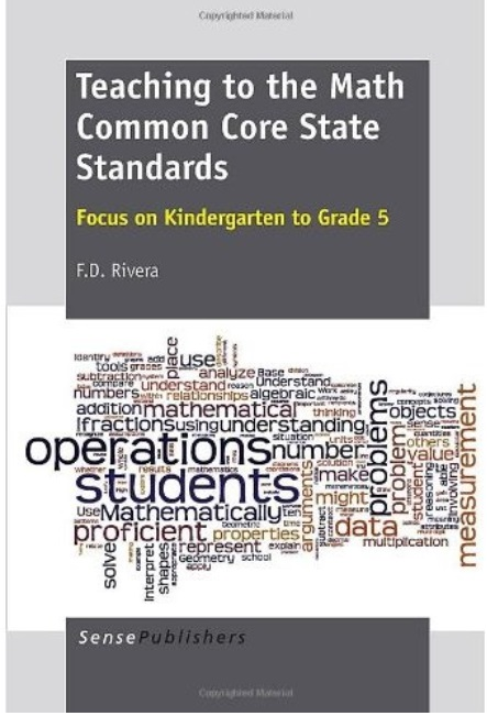 Teaching to the Math Common Core State Standards: Focus on Kindergarten to Grade 5 free download