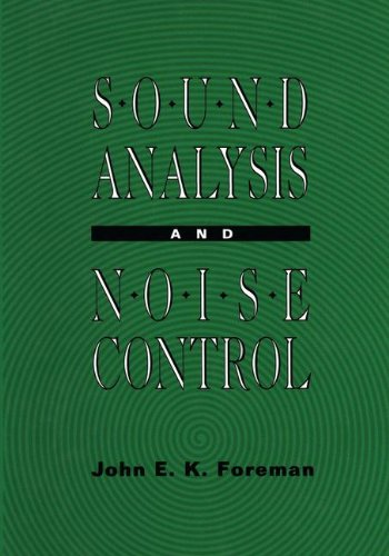 Sound Analysis and Noise Control free download