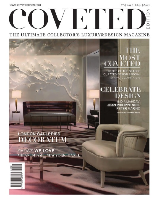Coveted Edition Magazine - April-June 2015 free download