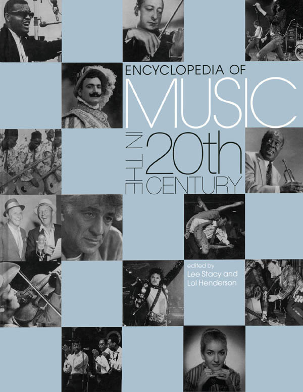 Encyclopedia of Music in the 20th Century free download