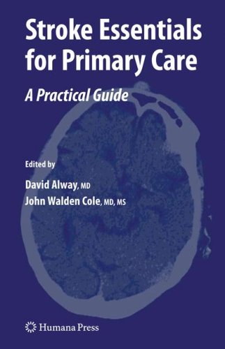Stroke Essentials for Primary Care: A Practical Guide free download