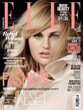 Elle UK - May 2015 free download