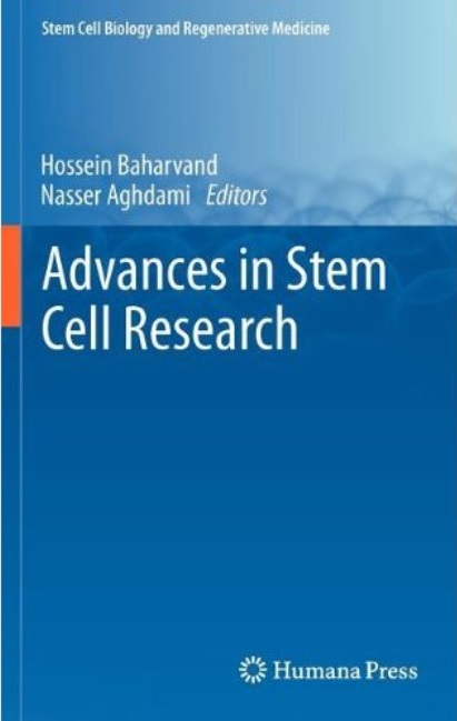 Advances in Stem Cell Research free download