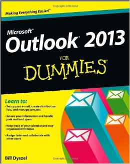 Outlook 2013 For Dummies free download